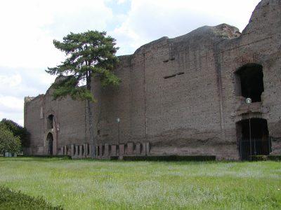 Baths of Caracalla - 2002-09-07-130724