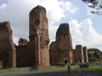 Baths of Caracalla - 2002-09-07-131007