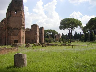 Baths of Caracalla - 2002-09-07-131108