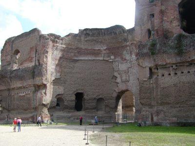 Baths of Caracalla - 2002-09-07-131709