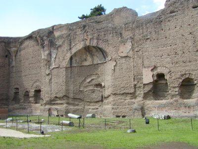 Baths of Caracalla - 2002-09-07-132115
