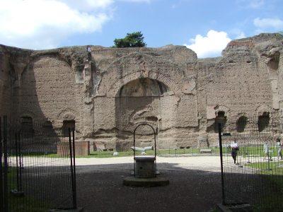 Baths of Caracalla - 2002-09-07-132406