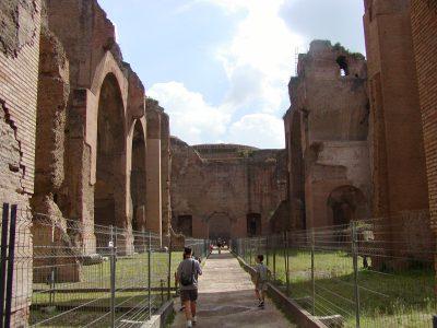 Baths of Caracalla - 2002-09-07-132517