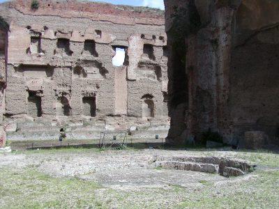 Baths of Caracalla - 2002-09-07-132724