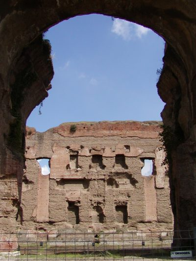 Baths of Caracalla - 2002-09-07-132755