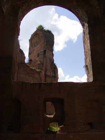 Baths of Caracalla - 2002-09-07-132915