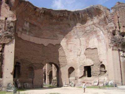 Baths of Caracalla - 2002-09-07-133457
