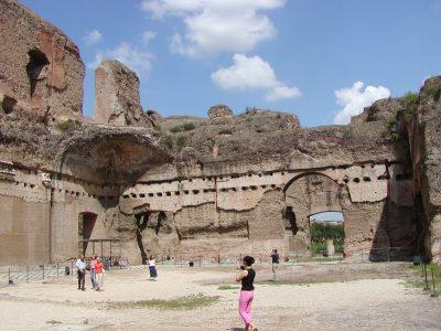 Baths of Caracalla - 2002-09-07-133503