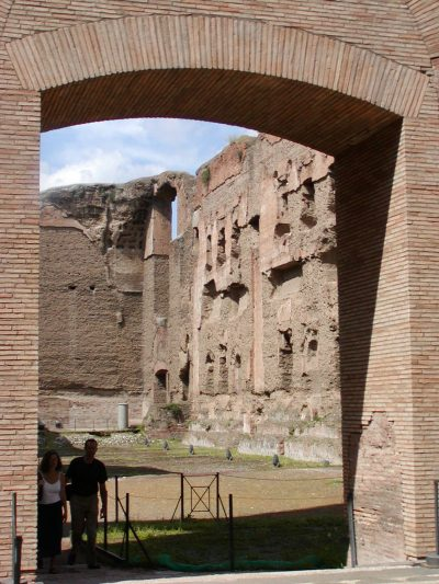 Baths of Caracalla - 2002-09-07-134147