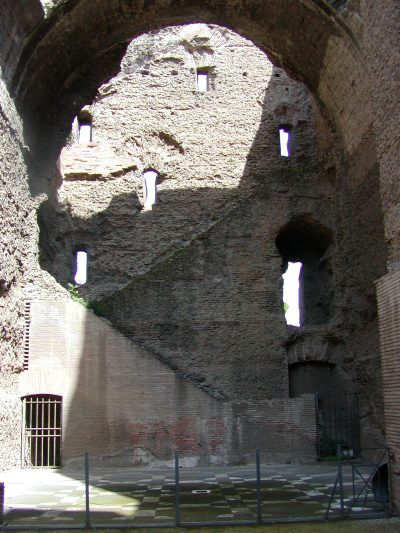 Baths of Caracalla - 2002-09-07-134252