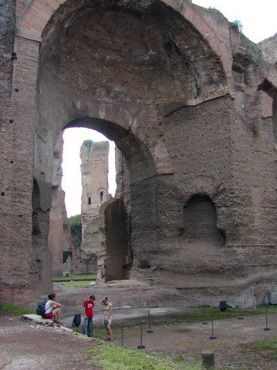 Baths of Caracalla - 2002-09-07-134415