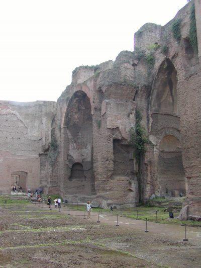 Baths of Caracalla - 2002-09-07-134856