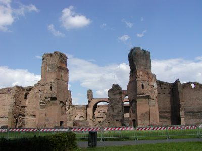 Baths of Caracalla - 2002-09-07-141454