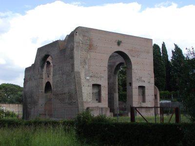 Baths of Caracalla - 2002-09-07-143508