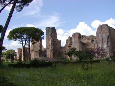 Baths of Caracalla - 2002-09-07-143521