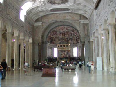 San Pietro in Vincoli - 2002-09-07-161454