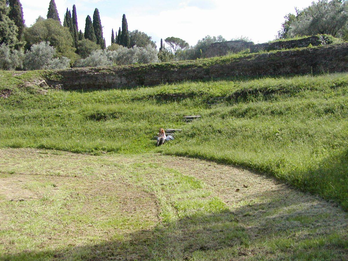 Hadrian's Villa - 2002-09-08-152525