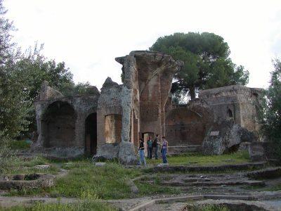 Hadrian's Villa - 2002-09-08-164940