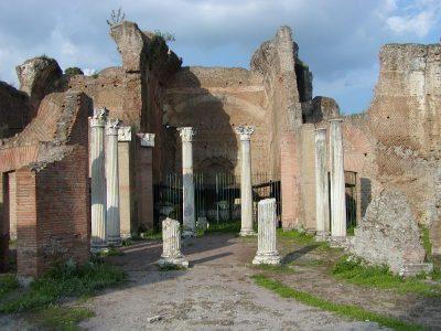 Hadrian's Villa - 2002-09-08-173740