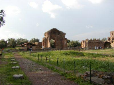 Hadrian's Villa - 2002-09-08-173933
