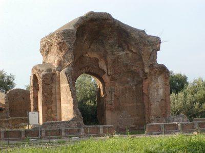 Hadrian's Villa - 2002-09-08-173940
