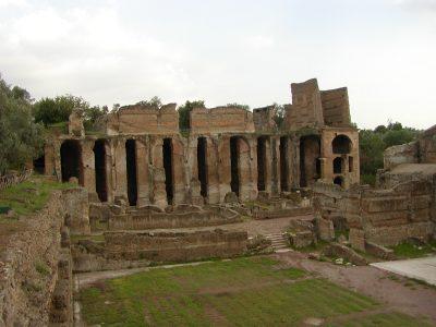 Hadrian's Villa - 2002-09-08-181249