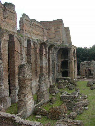 Hadrian's Villa - 2002-09-08-181413