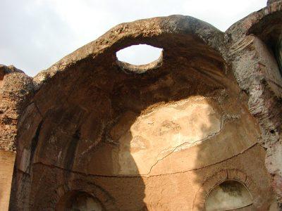 Hadrian's Villa - 2002-09-08-184245