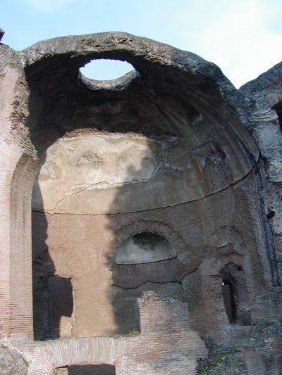 Hadrian's Villa - 2002-09-08-184300