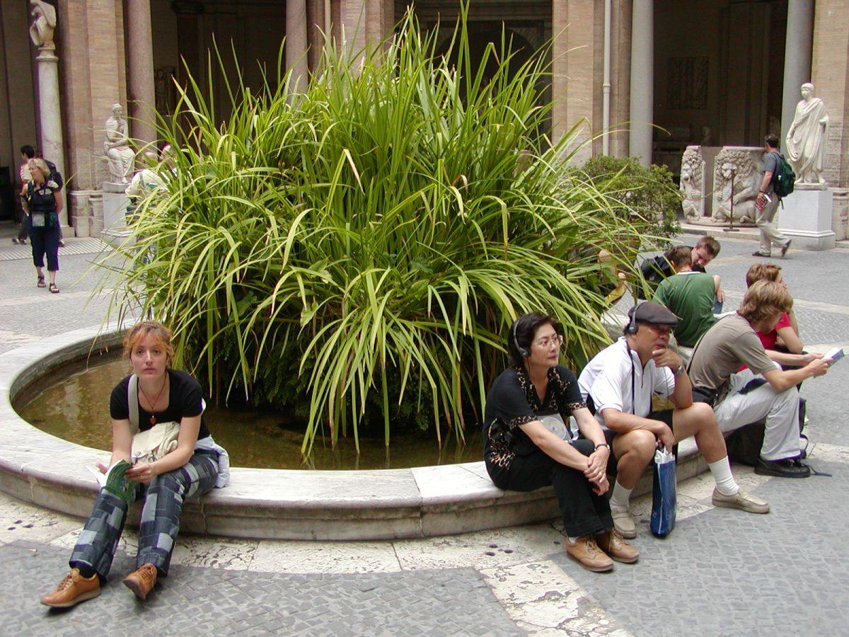 Pio-Clementine Museum - 2002-09-10-115414