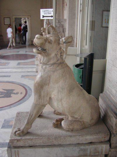 Pio-Clementine Museum - 2002-09-10-115914