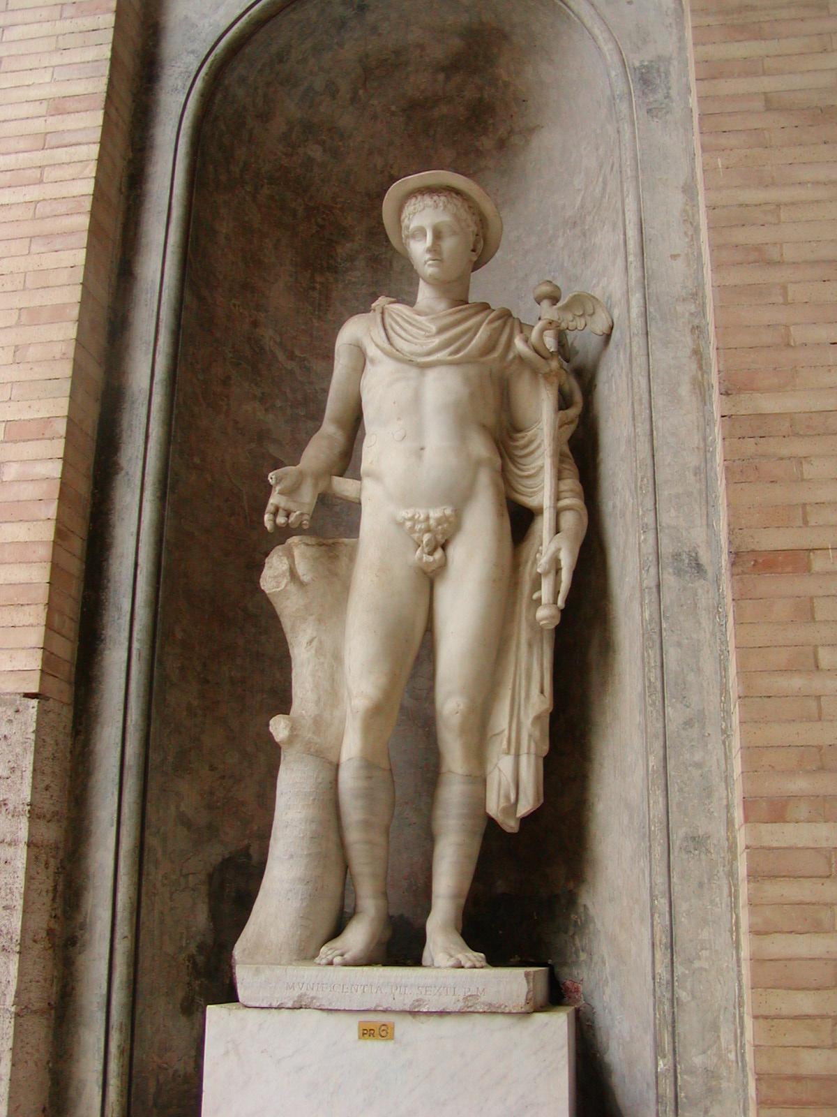 Pio-Clementine Museum - 2002-09-10-120720