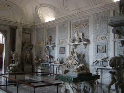 Pio-Clementine Museum - 2002-09-10-122804