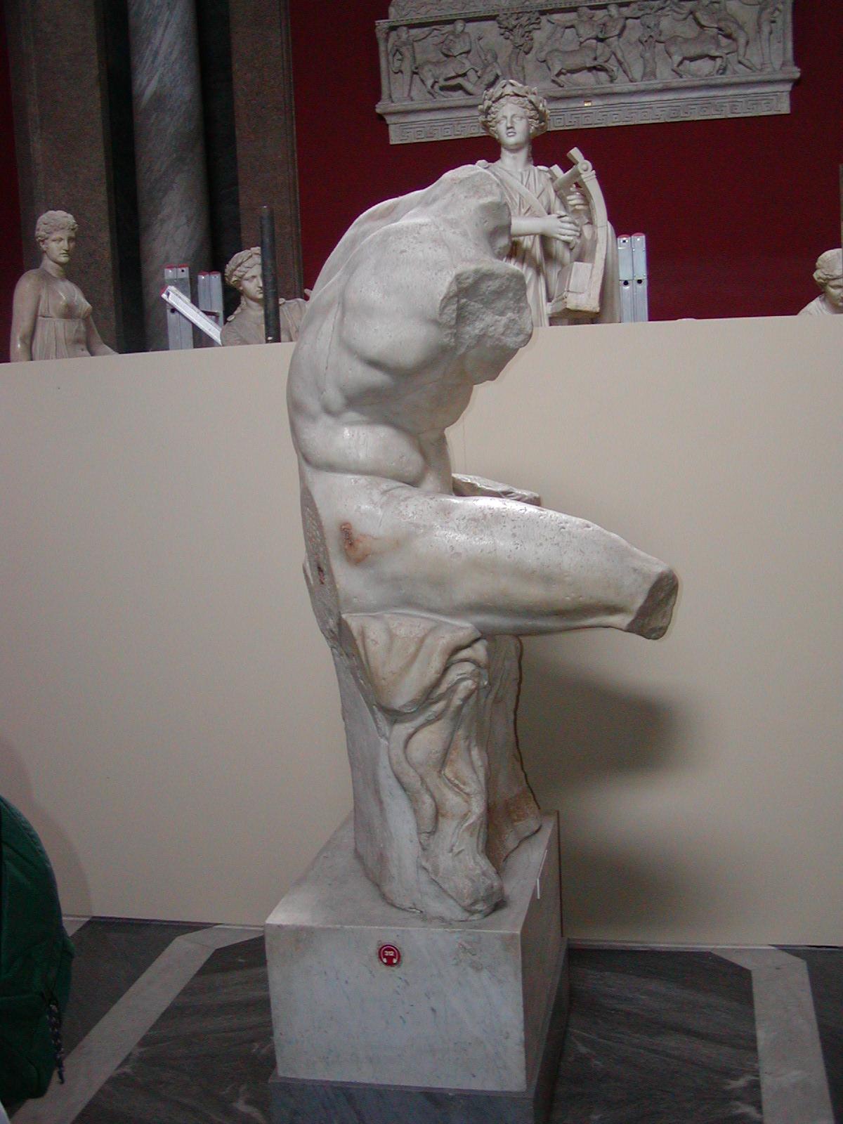 Pio-Clementine Museum - 2002-09-10-123417