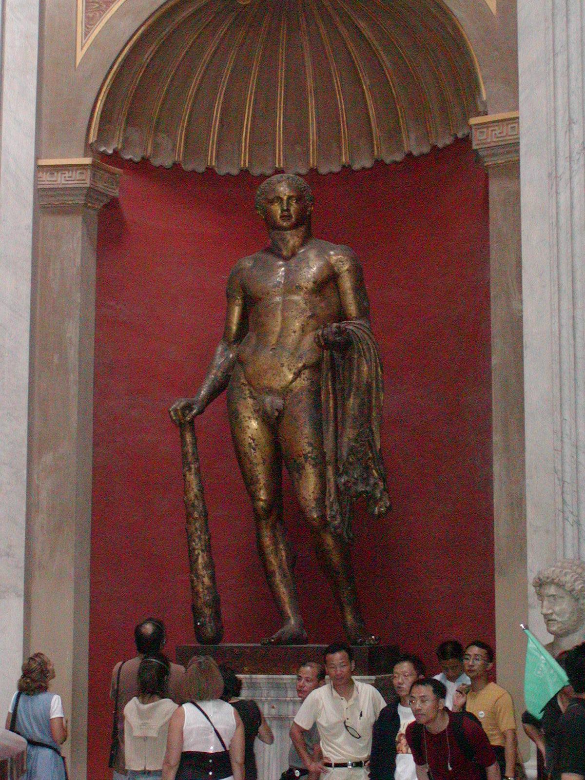 Pio-Clementine Museum - 2002-09-10-123540
