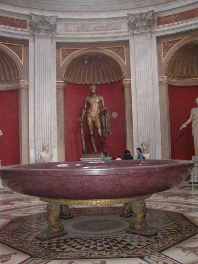 Pio-Clementine Museum - 2002-09-10-124355