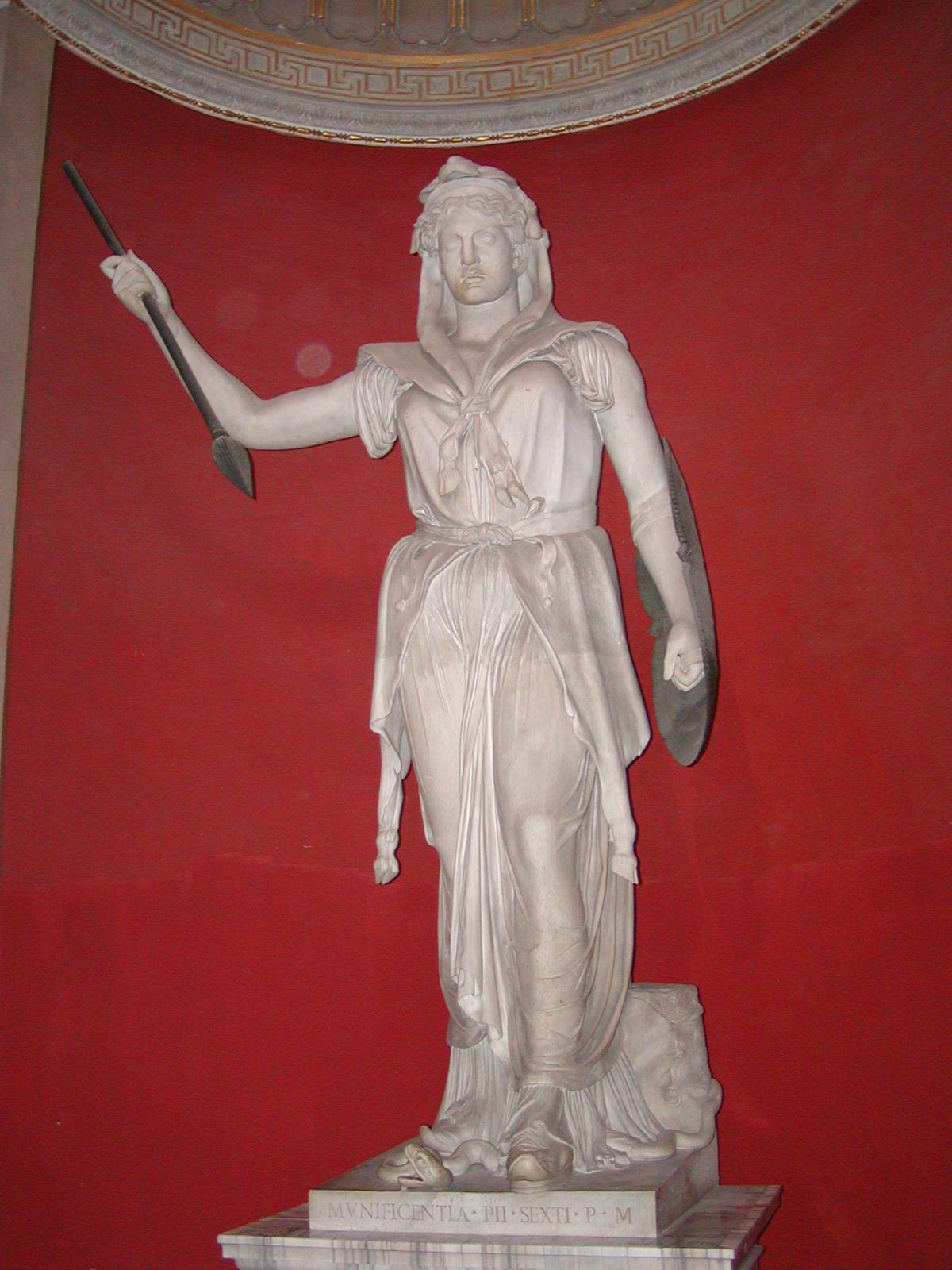 Pio-Clementine Museum - 2002-09-10-124841