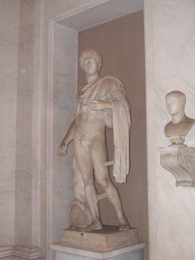 Pio-Clementine Museum - 2002-09-10-125200