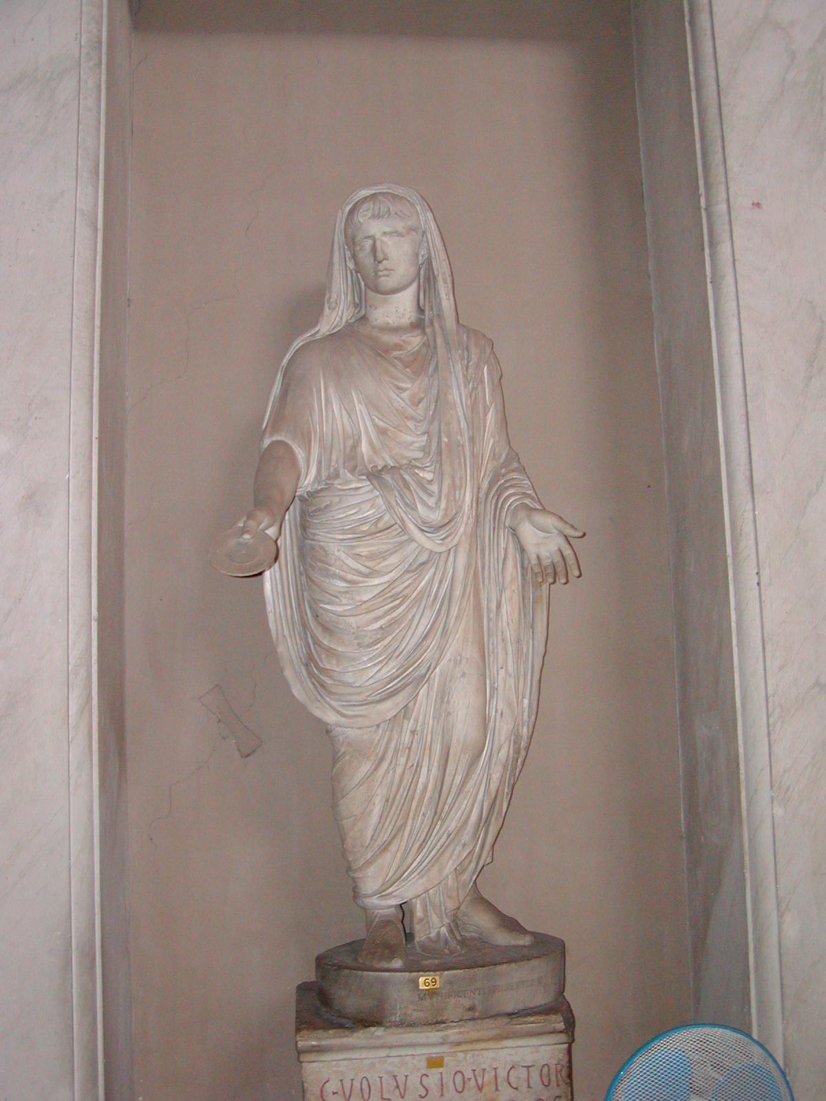 Pio-Clementine Museum - 2002-09-10-125636