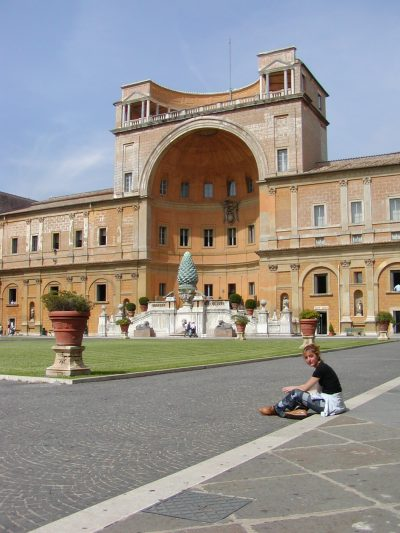 Cortile della Pigna - 2002-09-10-132219