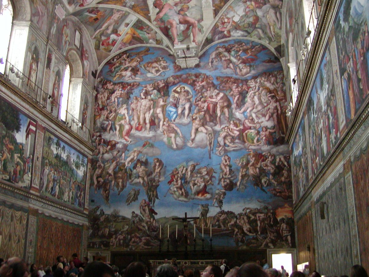 Sistine Chapel - 2002-09-10-152756