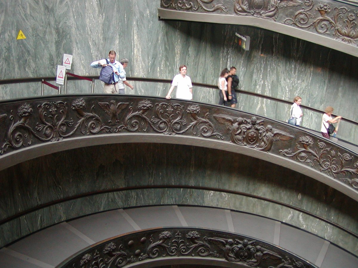 Vatican Museums - 2002-09-10-155130