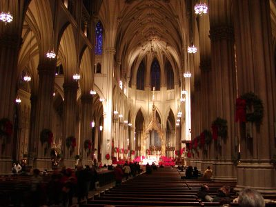Saint Patrick's Cathedral - 2002-12-30-115426