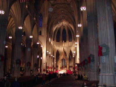 Saint Patrick's Cathedral - 2002-12-30-115434