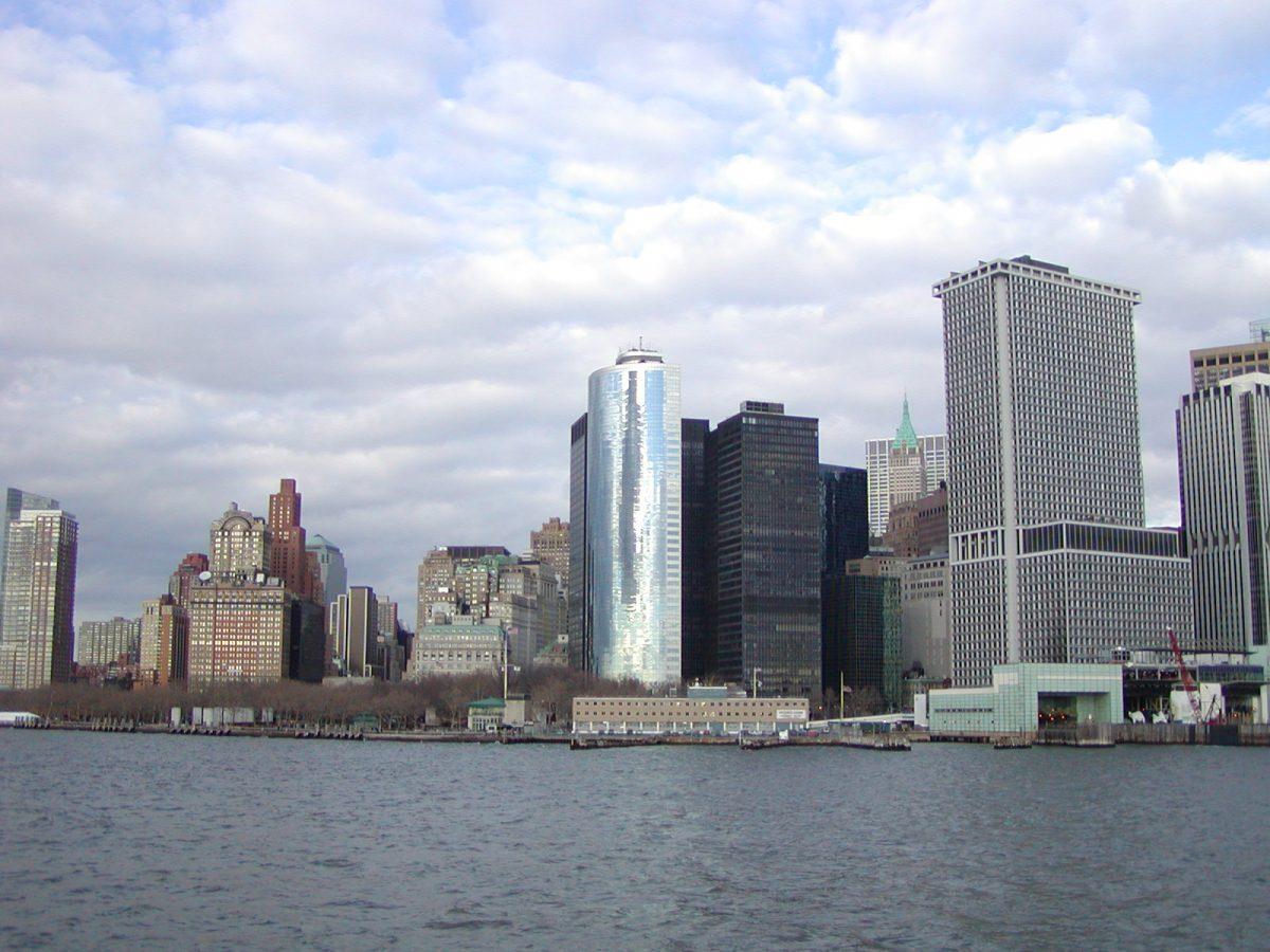 Staten Island Ferry - 2003-01-09-140124