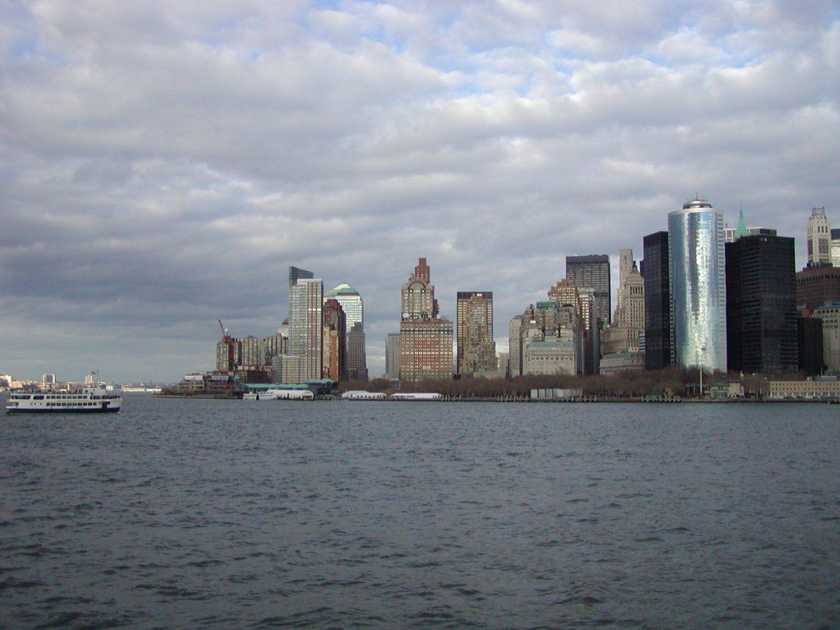 Staten Island Ferry - 2003-01-09-140206