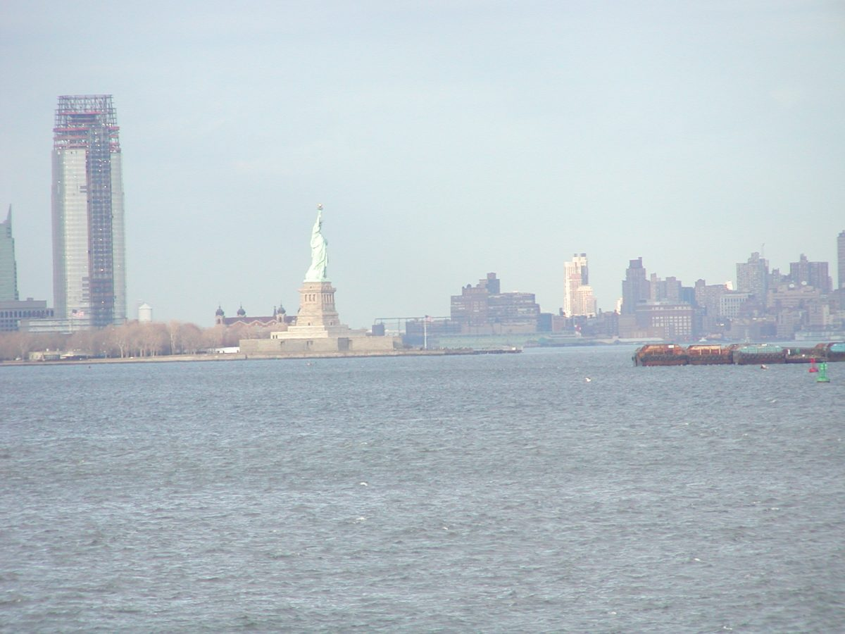 Staten Island Ferry - 2003-01-09-141751