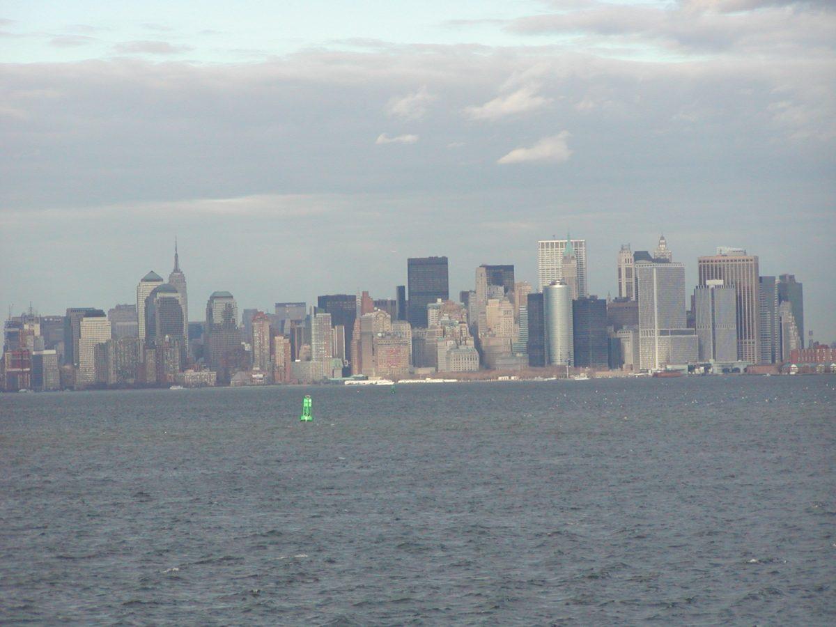 Staten Island Ferry - 2003-01-09-141820