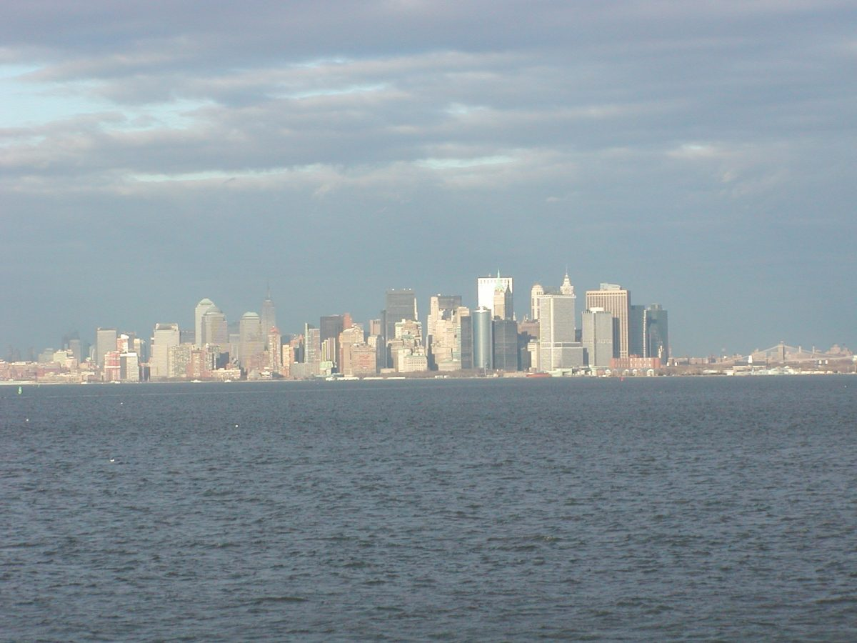 Staten Island Ferry - 2003-01-09-143235