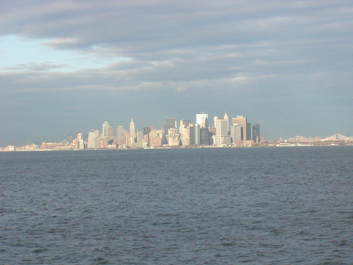 Staten Island Ferry - 2003-01-09-143348